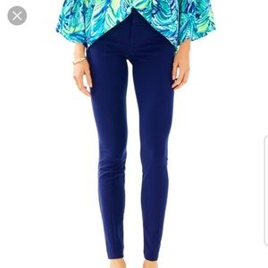 NWT Lilly Pulitzer Chantal Stretch Dinner Pants